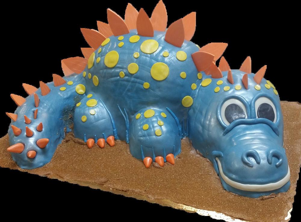 Custom 3D Cakes